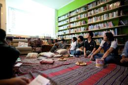 Cangkruk (FGD) to initiate Ayorek! in 2012