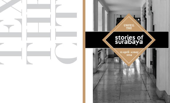 Text & the City: Stories of Surabaya