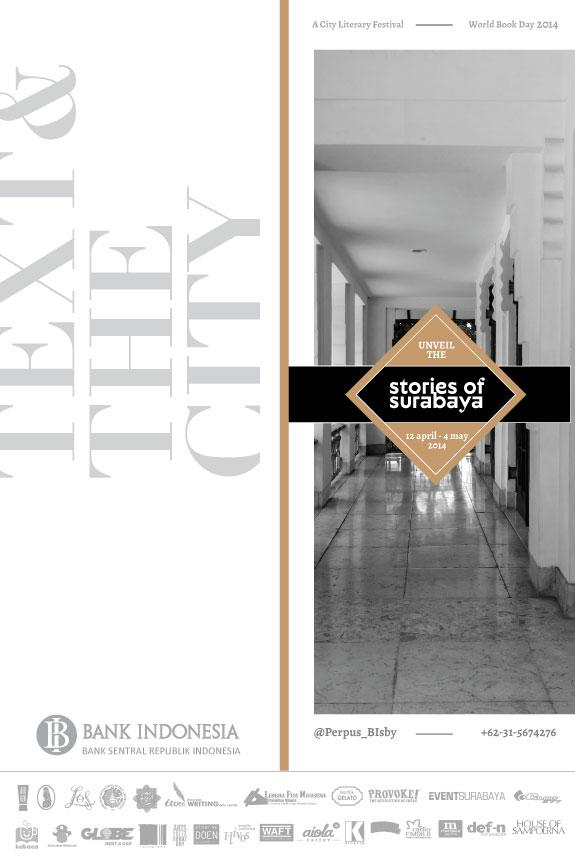 Text & the City: Stories of Surabaya