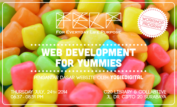 FELP Web Development for Dummies