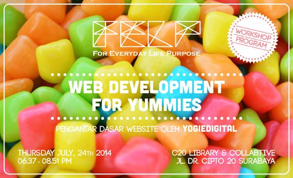 FELP Web Development for Dummies