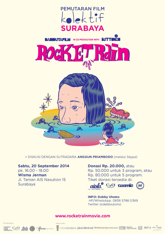 Rocket Rain Kolektif Surabaya
