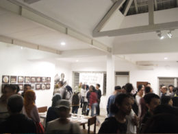 Homo Sapirin Exhibition