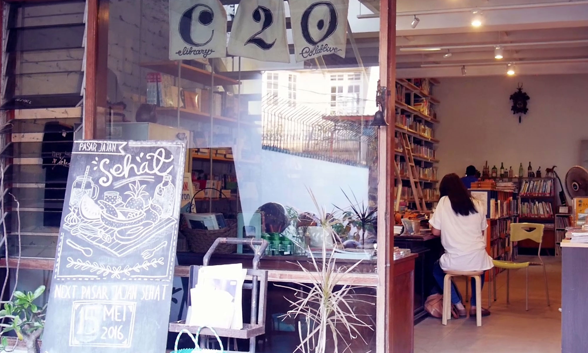 C2O library & collabtive